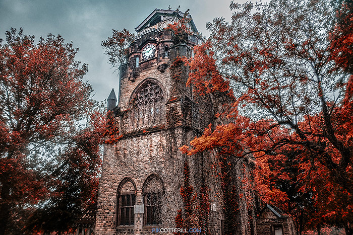 Abandoned Chapel, Greater Manchester
